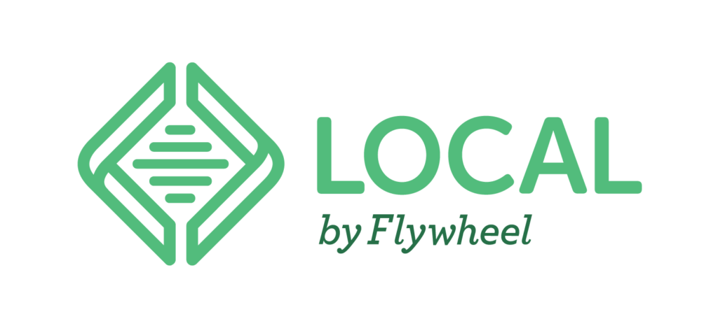 local by flywheel logo